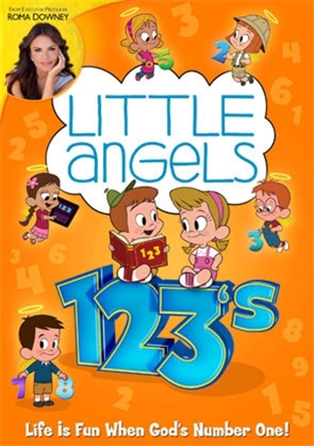 Little angels 123 s   dvd   by roma downey