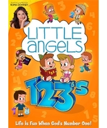 LITTLE ANGELS: 123'S - DVD - by Roma Downey - $24.95