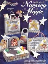 Nursery Magic Angels & Stars, Plastic Canvas Pattern Booklet TNS 973012  - $3.95
