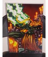 Marvel Avengers Loki Glossy Print 11 x 17 In Hard Plastic Sleeve - $24.99