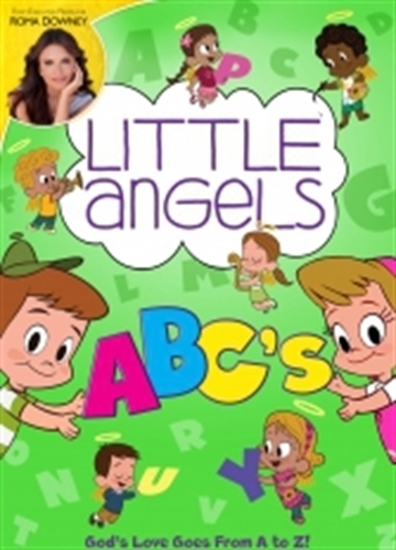 Little angels abc s   dvd   by roma downey