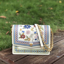 Tory Burch Robinson Floral Convertible Shoulder Bag - $342.00