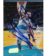 Vitaly Potapenko autographed Basketball card (Cleveland Cavaliers) 1997 ... - $14.00