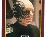 Star Trek The Next Generation card #226 Best of Both Worlds Part I Patrick St...