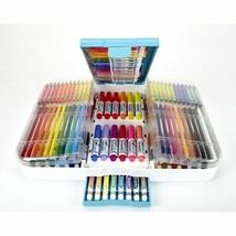 Crayola Ultra Smart Case 150 Pieces Art Supplies Coloring Kids Craft Sto... - $39.55