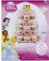 PRINCESS Disney Cake Cupcake Tree Stand Party Birthday Decoration Kit Pi... - $12.82