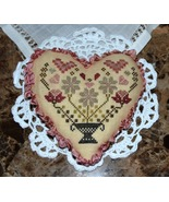 Heart of Hearts cross stitch chart Abby Rose Designs - $9.00
