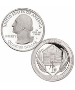 2015 S Homestead National Park Clad Proof Quarter PF1 US Mint - $4.89