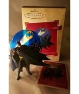 Hallmark Keepsake Ornament Calling the Caped Crusader Batman Lighting Ef... - $12.82