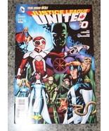 Justice League United (2014 DC) #0A - $1.97