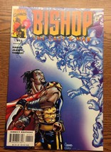 BISHOP THE LAST X-MAN #11 MARVEL COMIC 1999 series - $1.29