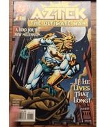 Aztek: The Ultimate Man #1 (1996) -- Grant Morrison Mark Millar JLA DC C... - $1.97