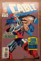 CABLE #11 MARVEL COMICS COLOSSUS  Includes Card inside - $1.28