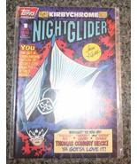 Night Glider Issue #1 Topps Comics - $1.28