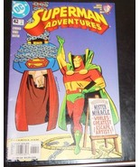 Superman Adventures (1996) #42  Mister Miracle - $1.29