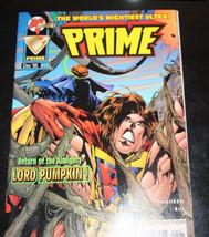 Prime #15 (Malibu Comics, 1996) - $1.29