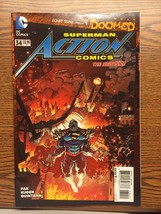 Action Comics #34 New 52 - $1.28