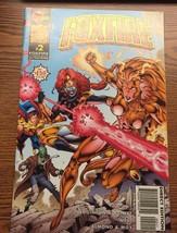 Foxfire #2 (Mar 1996, Marvel) - $1.28