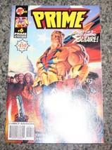 Prime #6 (Mar 1996, Marvel) - $1.29