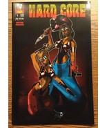 Hard Core  # 1 Vision Comics - $1.29