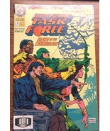 Justice League Task Force #5, 1993 - $1.28