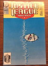 Justice League America #35  (1990) Copper Age DC - $1.28