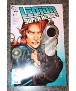 Legion Of Super-Heroes #41 (2008) - $1.29