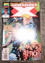 Mutant X #3 Sept 1999 Marvel Comic Book - $1.28
