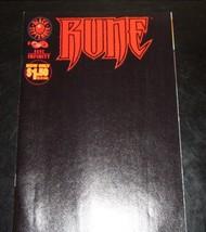 Rune Infinity (Sep 1995, Marvel) Black September - $1.29