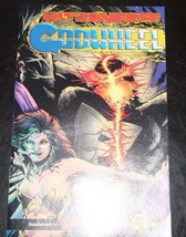 Godwheel Ultraverse Wizard Ashcan - $1.99