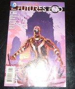 *THE NEW 52 FUTURE'S END #8 DC's NEW WEEKLY COMIC SERIES LEAD-IN TO NEXT... - $1.99