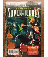Multiversity #1 The Society of Super-Heroes Doc Fate, Atom - $1.99