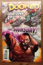DC COMIC BOOK DOOMED #5 - $2.99