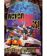 "DC Comics JLA World Without Grown Ups Poster 22"" x 34"" - $2.98"
