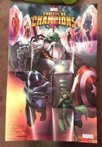 "Contest Of Champions Promo Poster 24"" X 36"" Marvel Comics 2015 Venom - $2.98"