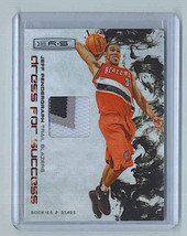 JEFF PENDERGRAPH 2009 PANINI R&S DRESS FOR SUCCESS JERSEY PATCH 3-COLOR ... - $11.29