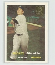 Mickey Mantle (New York Yankees) 1996 Topps Mantle Comm Card #7 - $2.49