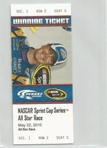 Kurt Busch 2011 Press Pass Winning Ticket Walmart Version Insert Card #WTW6 - $1.99