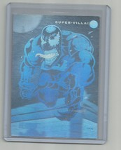 Venom SUPER-VILLAIN 1992 Marvel Entertainment Hologram Card #H-4 - $9.49