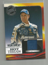 Mark Martin 2013 Press Pass Ignite Hot Threads Memoribilia Card #Ht Mm - $9.46