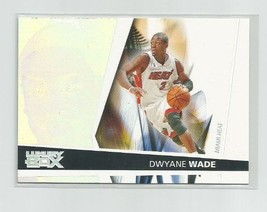 DWYANE WADE (Miami Heat) 2005-06 TOPPS LUXURY BOX CARD #1 - $1.99