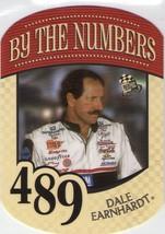 Dale Earnhardt 2010 Press Pass Die Cut By The Numbers Walmart Insert #2 - $1.99