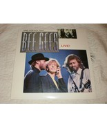 Laserdisc Bee Gees One For All Tour Live sealed Laserdisc - $25.00