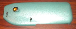 Singer 285 Face Plate Unmarked #33712 w/Mounting Screw Light Blue - $10.00