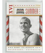 BOBBY JOE MORROW 2012 PANINI AMERICANA HEROES & LEGENDS SUMMER OLY INSER... - $2.99