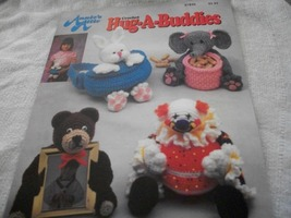 Crochet Hug-A-Buddies Craft Book - $10.00