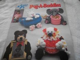 Crochet Hug-A-Buddies Craft Book - $10.00