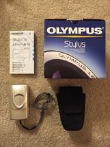 Olympus Stylus mju-III 150 Zoom 37.5-150mm AF 35mm Film Camera Weatherpr... - $44.99