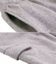 Men's Casual Fleece Sweatpants Sport Gym Workout Fitness Cargo Jogger Pants image 10