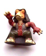 2008 Hasbro Star Wars Galactic Heroes Jar Jar Binks Action Figure - $2.59